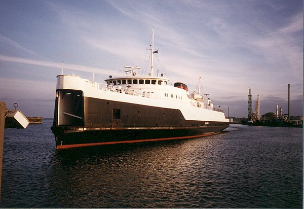 DSB rederi M/F Asa-Thor 25. 6. 1996